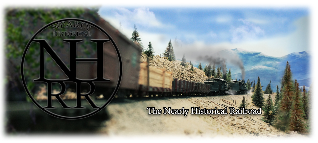 The Nearly Historical Model Railroad